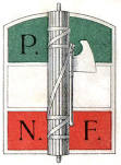 Logo du parti national fasciste